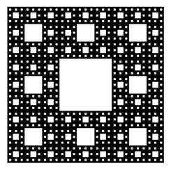 Carré de Sierpinski