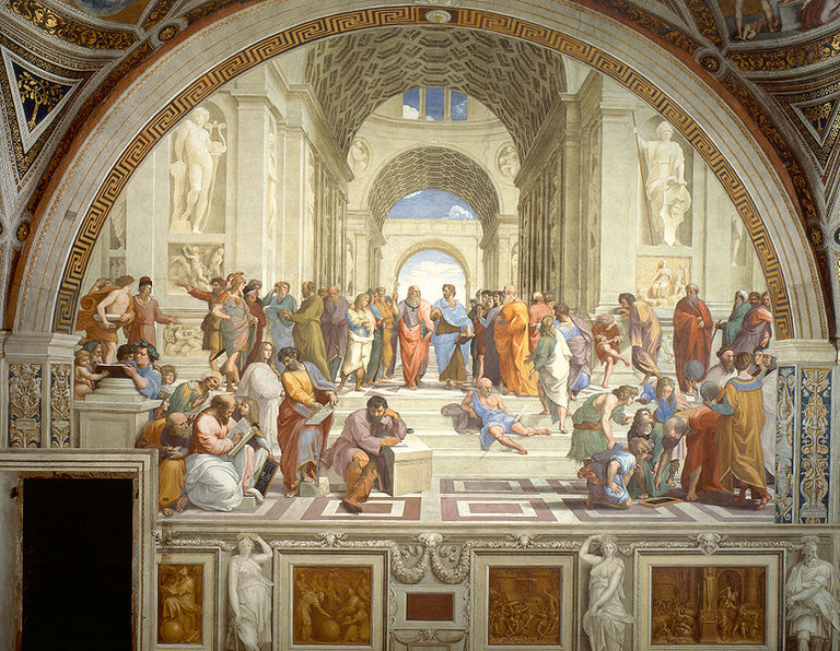 tableau grecs