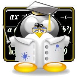 tux prof